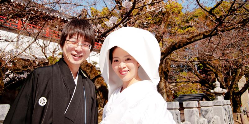 Takahiro様 & Kie様