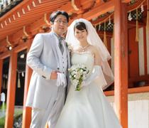 Tomonobu様 & Aiko様