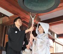 Hiroaki様 & Maiko様