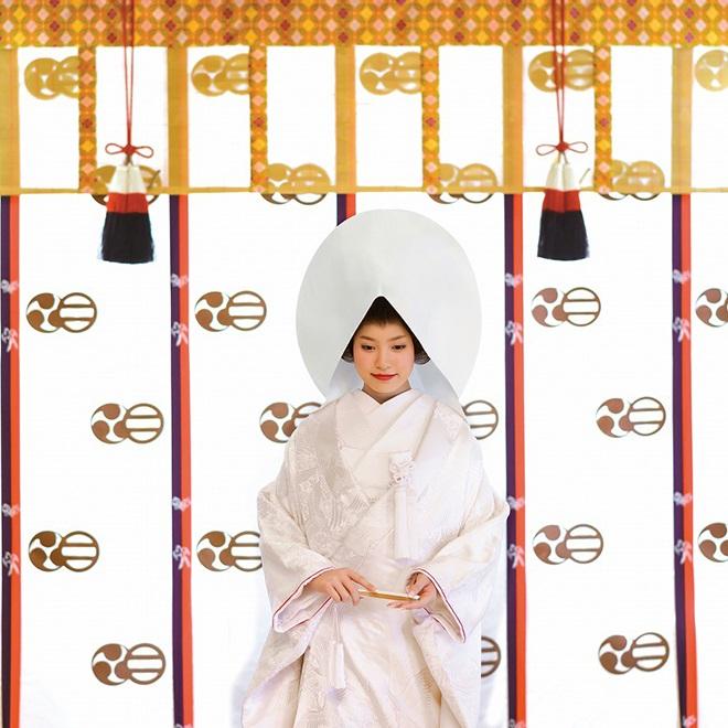 【和装に憧れる方必見】綿帽子&和装体験フェア