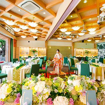 【 長生殿会場リニューアル記念フェア 】 本殿模擬挙式&婚礼料理試食会